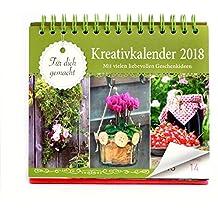 Kreativ Wochenkalender 2018 - Für Dich gemacht