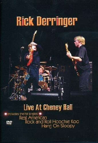 Rick Derringer - Live At Cheney Hall Preisvergleich