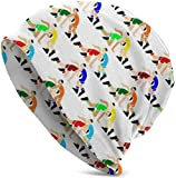 Photo de Zhgrong Wrestling Wrestlers Womens Soft Slouchy Beanie Hat Stretch Infinity Scarf Head Wrap Cap par Zhgrong