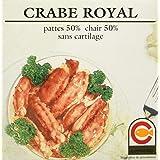 CAMELIO Crabe Royal Antarctique 50% Pattes 150 g