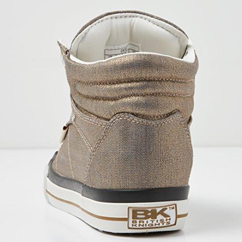 British Knights Dee, Sneaker Donna Oro