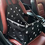 Pet Hund Autositz Hund Auto Carrier Pet Safety Car Wasserdicht Faltbar, Sicherheitsgurt Cover PET Carrier Dog Auto Sitzerhöhung Hund Auto Pet Booster Autositz, für Hund, der Taschen Outdoor Travel für Hunde Katzen