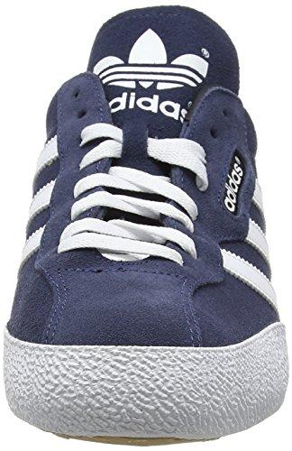 Zapatillas Adidas Sam Super Suede, Multicolor Para Hombre (azul Marino / Runbla)