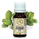 Aceite de Menta 20ml - Menta Piperita - India - 100% Puro y Natural - Aceites Esenciales de Menta