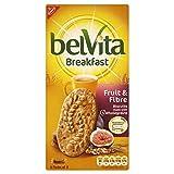 Belvita Breakfast–Fruit & Fibre Biscuits–300g (Case Of 10)