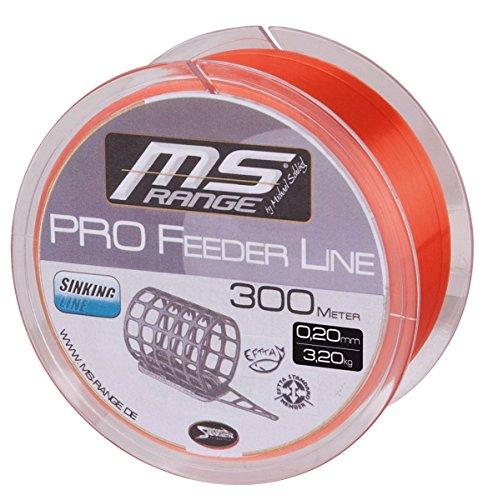 MS Range Michael Schlögl Schnur Pro Feeder Line 0,22 mm