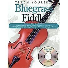 Teach Yourself Bluegrass Fiddle Vln Book/Cd