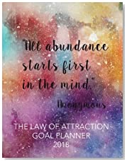 The Law of Attraction Goal Planner 2018: 8.5\