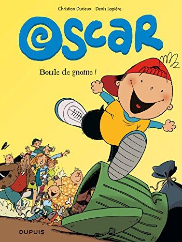 Oscar - tome 1 - BOULE DE GNOME ! nouvelle maquette