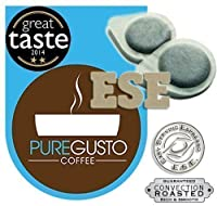 200 x PureGusto Mega Mix ESE Coffee Pods Variety Box - FREE Delivery