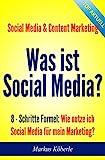 Was ist Social Media?: Warum Social Media für mein Geschäft?  Wie starte ich Social Media mit kleinstem Aufwand?