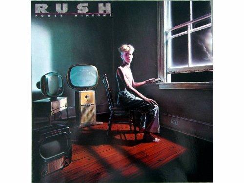 Power Windows [Vinyl LP record] [Schallplatte] Rush Vinyl-schallplatten