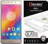 Chevron Lenovo P2 Screen Protector, Premium Oil Resistant Coated Tempered Glass Screen Protector Film Guard for Lenovo P2, Anti-explosion