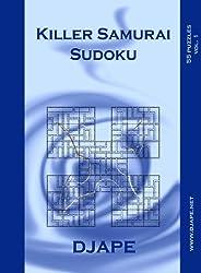 Killer Samurai Sudoku: 55 puzzles (vol.1) by djape (2006-11-13)