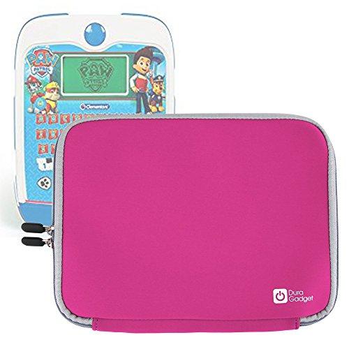 Duragadget custodia per clementoni 13073 - ryder pad educativo parlante - rosa