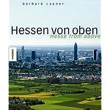 Hessen von oben: Hesse from above