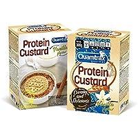Quamtrax Gourmet Protein Custard 6 x 50 g. Vainilla