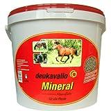 8 Kg Mineralfutter für Pferde + Ponys wertvolle Kräuter deukavallo