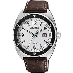 Vagary By Citizen Rockwell Men Wrist Watch IB7-511-10