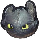 Dragons Kissen Ohnezahn Toothless Kopf 40cm