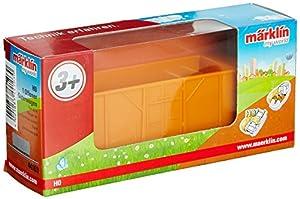 Märklin 44103 Vagón parte y accesorio de juguet ferroviario - Partes y accesorios de juguetes ferroviarios (Vagón, Märklin, 15 año(s), 1 pieza(s), naranja, 112 mm)