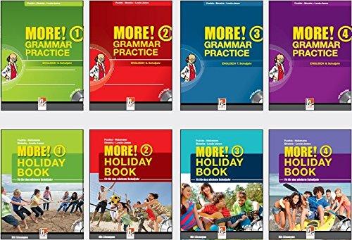 Lernhilfen Englisch für Schüler der 5. bis 8. Klasse: Paket Buchhandel Englisch Nachmittagsmarkt