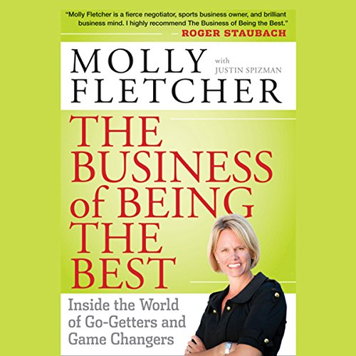 The Business of Being the Best  Audiolibri