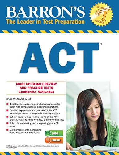 Barron's ACT - Barron Act-test