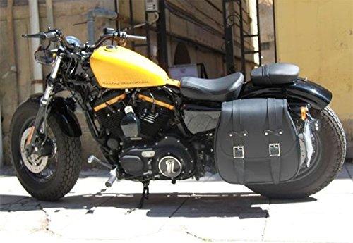 monoborsa-borsa-laterale-incavo-ammortizzatore-lato-sinistro-big-grande-x-moto-harley-davidson-sport