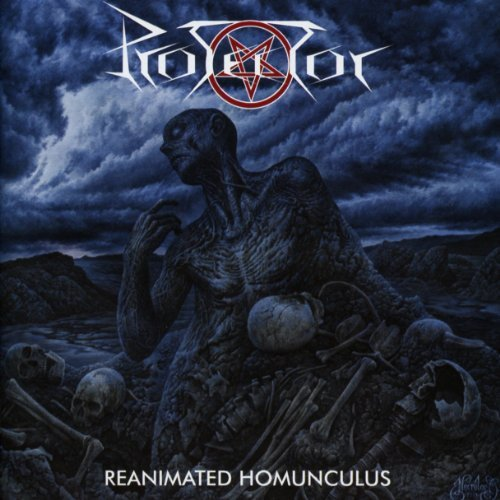 Reanimated Homunculus by PROTECTOR (2013-09-24)