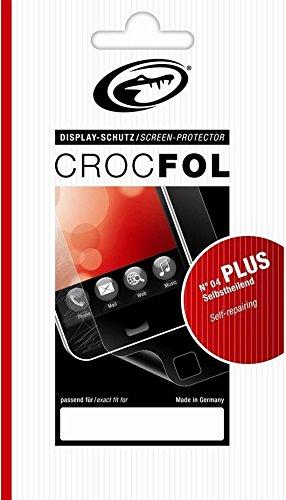 CROCFOL PLUS 5K HD Schutzfolie für das Lytro Lytro Kamera. Ultraklar mit selbstheilender Oberfläche (SELF-REPAIR). 3D Touch Folie für das Original Lytro Lytro Kamera. Hergestellt in Deutschland.