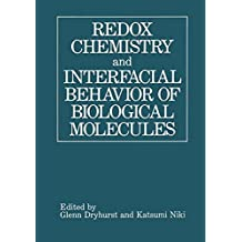 Redox Chemistry and Interfacial Behavior of Biological Molecules