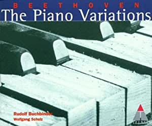 Variations Pour Piano
