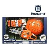 MOTOSEGA HUSQVARNA C/ACC.SUON/BATT. 8201
