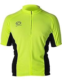Optimum Men's Nitebrite Cycling Jersey