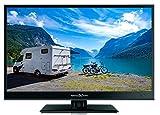 Reflexion LED1671 40 cm (15,6 Zoll) LED-Fernseher, EEK A (HD-ready, HD+, HDMI, DVB-S/S2/C/T, USB) schwarz