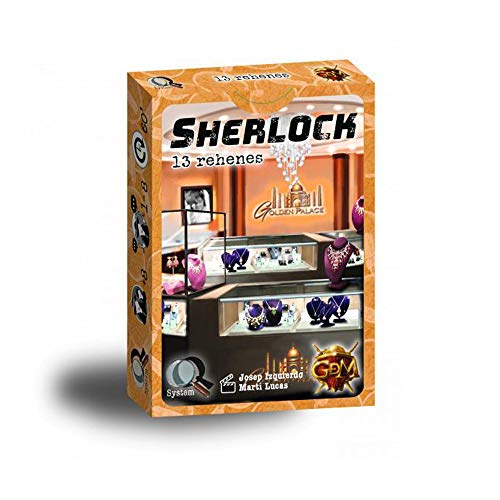 GDM Games- Sherlock: 13 rehenes