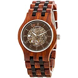 Tense Wood Watch Columbia Premium AG4500SD - Natural Sandalwood AG4500SD