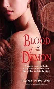 Blood of the Demon (Kara Gillian) de [Rowland, Diana]