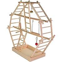Trixie Área de juego Pájaros, 44x44x16 cm