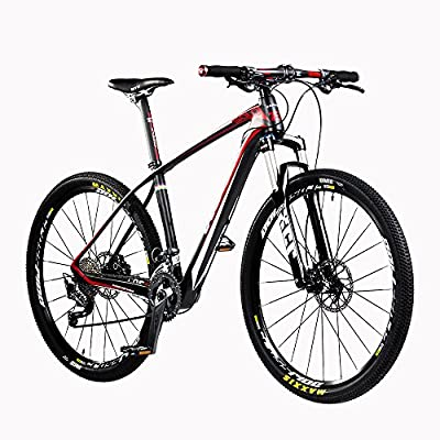 Costelo 27.5 MTB Frame Carbon Mountain Bike Ultralight 27.5er&29er MTB Frame original groups wheels saddle bar tire