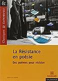 [La ]Resistance en poesie