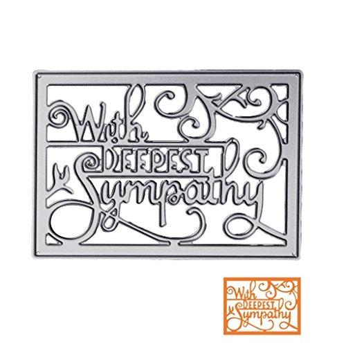 formen Schablonen Scrapbook Album Prägung Karte Basteln Dekoration oder Cupcake Halloween Weihnachten Thanksgiving Dekoration Geschenk ()