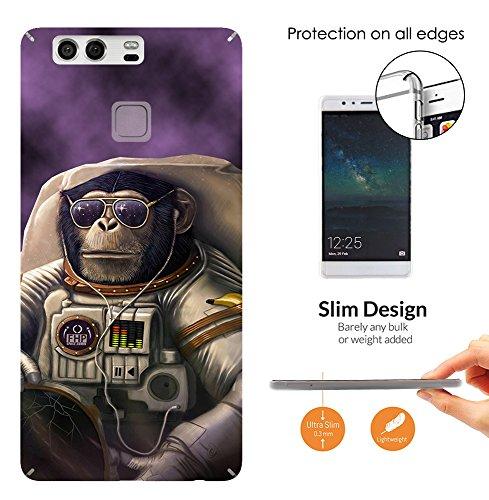 003010-ape-monkey-astronaut-sunglasses-design-huawei-p9-fashion-trend-case-ultra-slim-light-plastic-