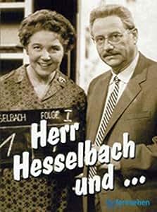 Herr Hesselbach und (3 DVDs + 1 Audio-CD mit Hörspielen)