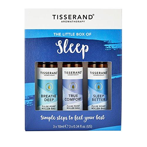 Tisserand die Little Box Of Sleep Tintenroller Kit, 10ml, 3Stück -