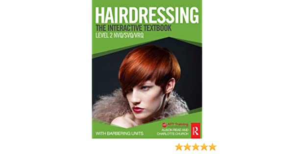Hairdressing level 2 the interactive textbook ebook charlotte hairdressing level 2 the interactive textbook ebook charlotte church alison read amazon kindle store fandeluxe Images