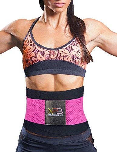CARINACOCO Donna Corsetto Con Formazion Cintura Intimo Modellante Waist Training Bustino Dimagramento Bustier Corset Trainer Rosa
