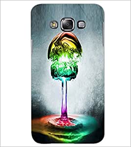 PRINTSWAG CLORFUL WATER Designer Back Cover Case for SAMSUNG GALAXY GRAND 3