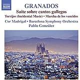 Marcha de los vencidos - Torrijos (musique de scène) - Suite sobre cantos gallegos